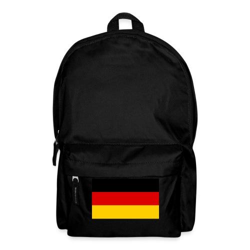2000px Flag of Germany svg - Rucksack