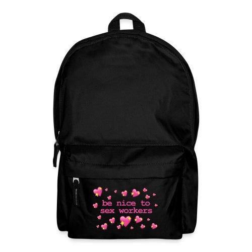 benicetosexworkers - Backpack