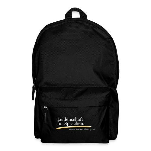 small shirt claim leidenschaft - Rucksack