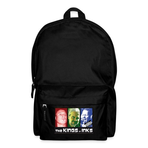 The Kings of Inks Explicit Music nur schwarz m jpg - Rucksack