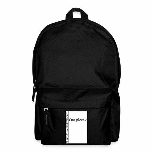 Oto plecak - Plecak
