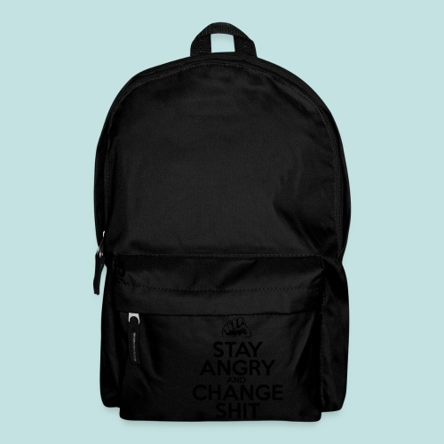 Stay Angry - Backpack