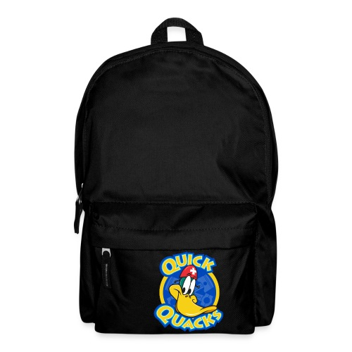 Casual Jacket - Backpack