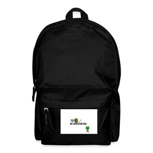 My adventure bag - Backpack