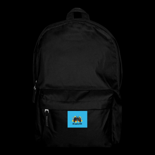 this is my Alfie gaming logo merch - Backpack