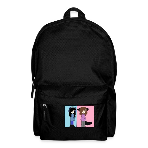 me and ash - Backpack