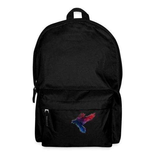 Watercolor Raven - Rucksack