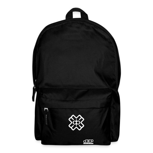 July D3EP Blue Tee - Backpack