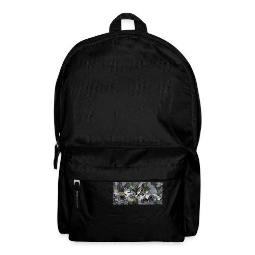 calavera style - Backpack