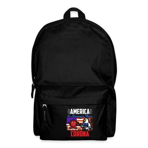 America against Corona - Rucksack