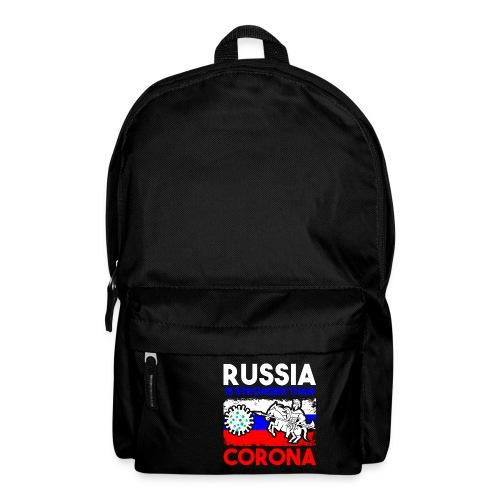 Russia against Corona - Rucksack