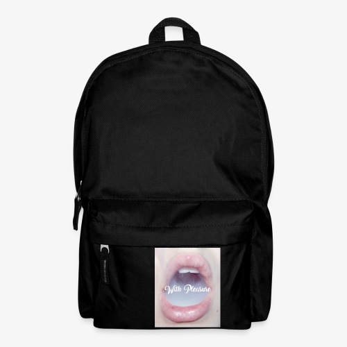 With Pleasure Mouth 2 - Backpack