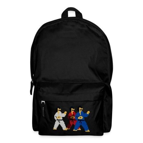 8 bit trip ninjas 1 - Backpack