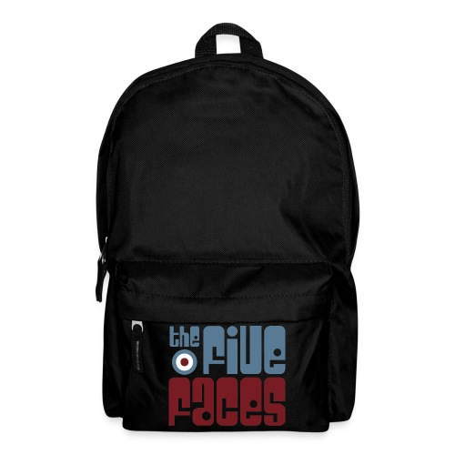 T5F Logo Tshirt Transparent png - Backpack