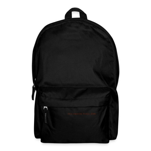 Be A Savage - Backpack