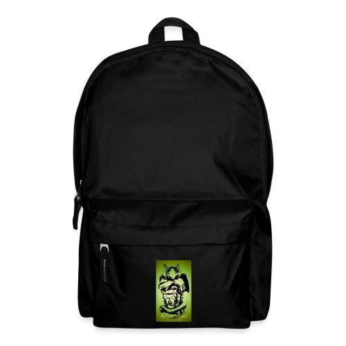 RD logo merchandise jpg - Backpack
