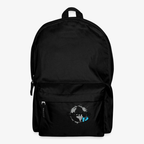 Catch Life Logo - Backpack