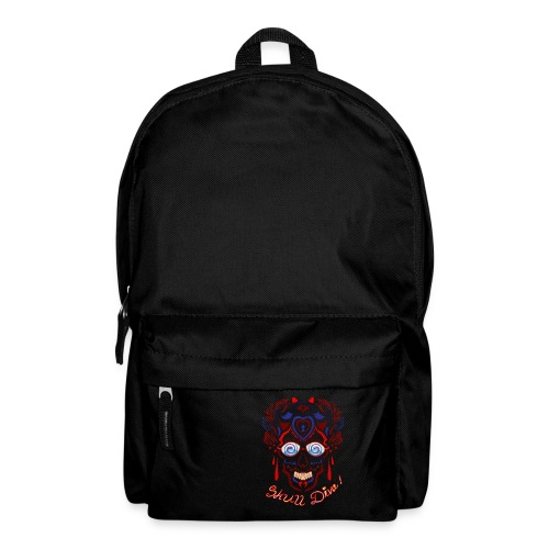 Skull Tattoo Art - Backpack