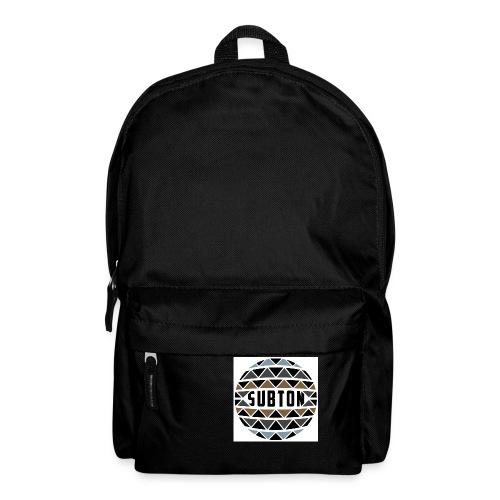 wereldbol_subton2-jpg - Backpack