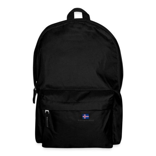 Iceland - Backpack