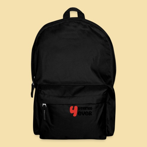 4 Strings 4 ever - Rucksack