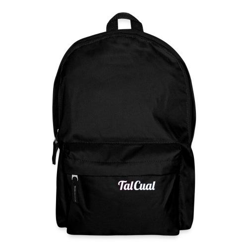 TalCual Logo - Mochila