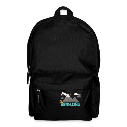 Minr.org Logo - Backpack