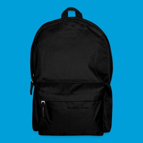 Beasts Code. - Backpack