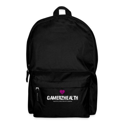 Gamerzhealth - Rugzak