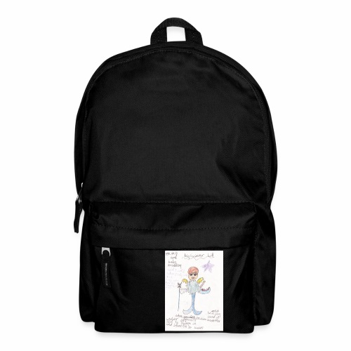 Big Swimmer Bill DHIRT - Backpack