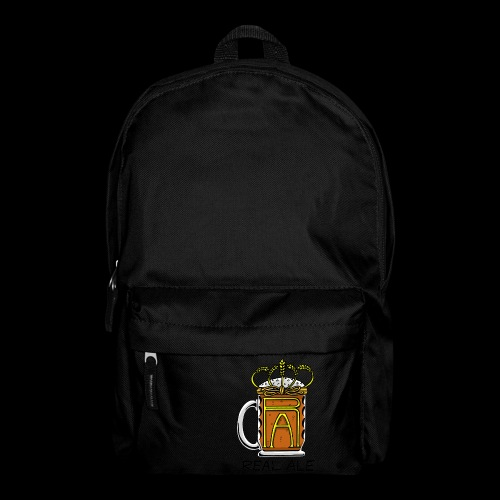 Real Ale - Backpack