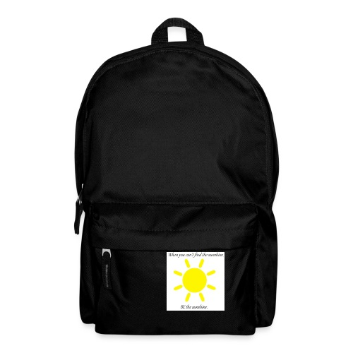 Be the sunshine - Backpack