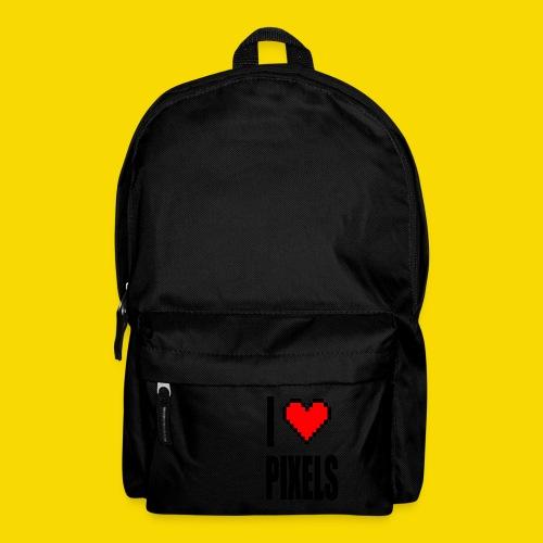 I Love Pixels - Plecak