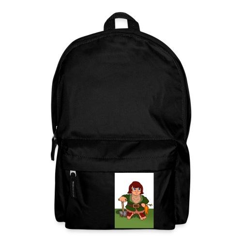 Petal's Potted Preserve - Backpack