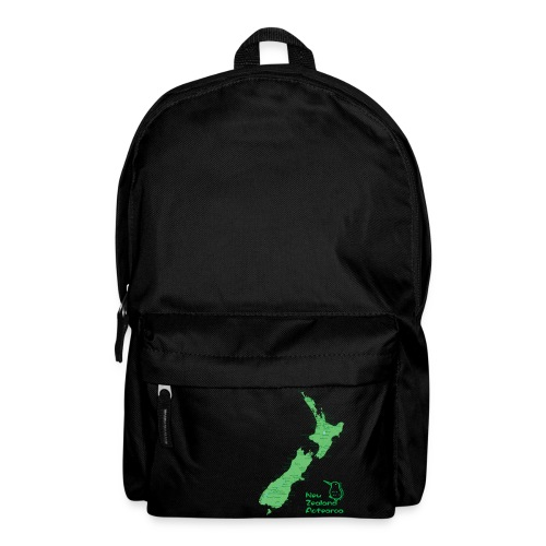 New Zealand's Map - Backpack