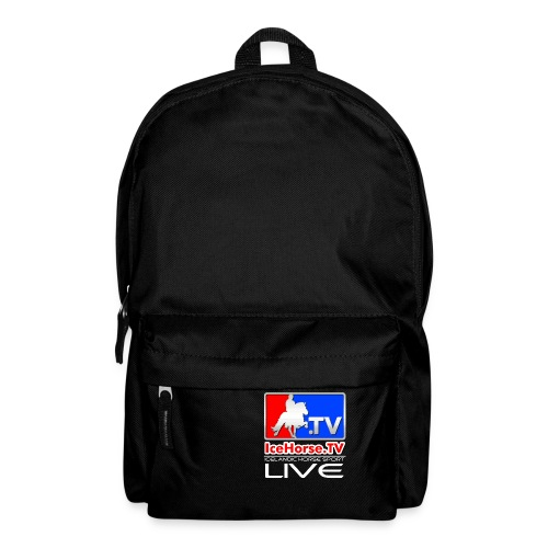 IceHorse logo - Backpack