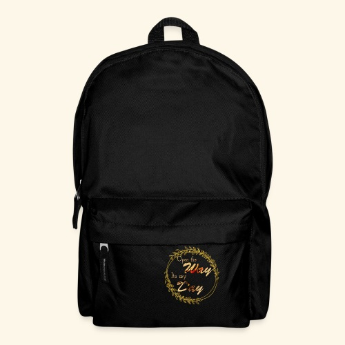 its my day weddingcontest - Backpack