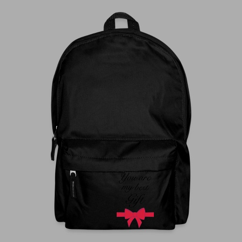 you are my best gift - Backpack