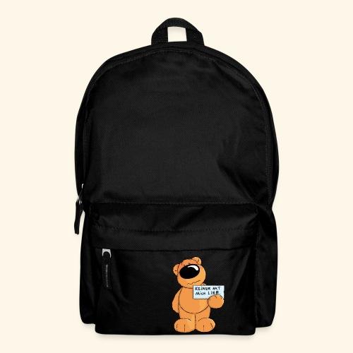 chris bears Keiner hat mich lieb - Rucksack