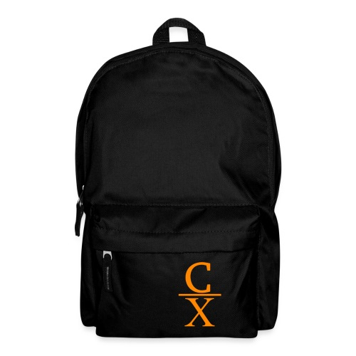 CHARLES CHARLES SHORTENED LOGO - Backpack