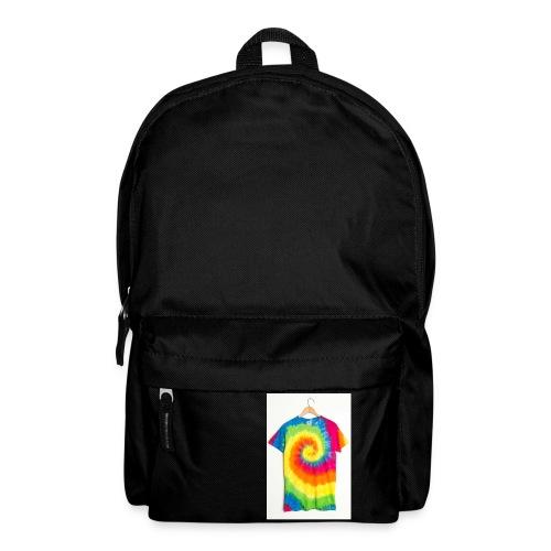 tie die small merch - Backpack