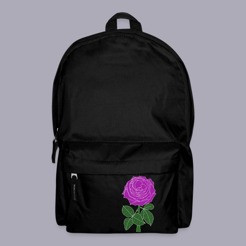 Landryn Design - Pink rose - Backpack