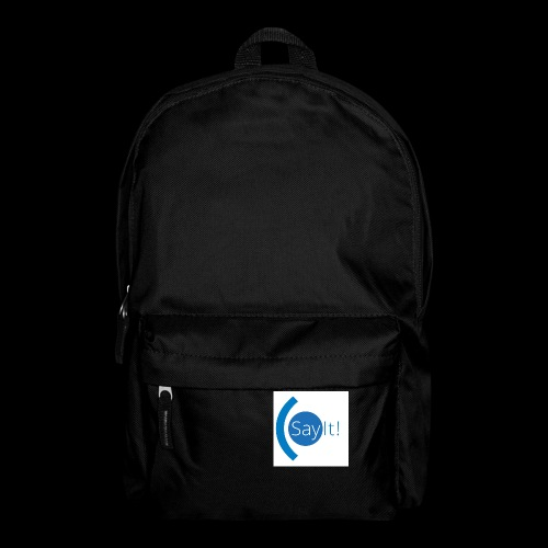 Sayit! - Backpack
