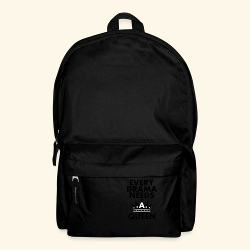 EVERY DRAMA black png - Backpack