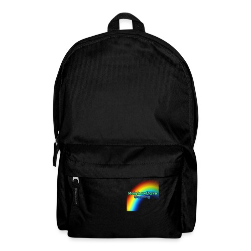 RainbowDave Gaming Logo - Backpack
