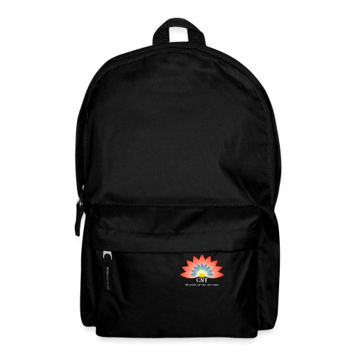 Support Renewable Energy with CNT to live green! - Backpack