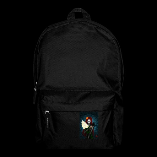 Death and lillies - Backpack