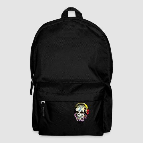 smiling_skull - Backpack