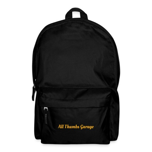 ATG text - Backpack