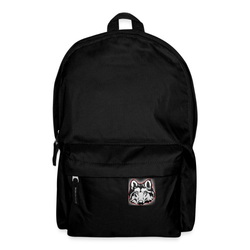Wolfie (Red) - Backpack